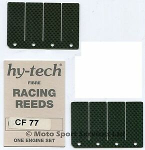 Hy-Tech-LAMELLE-RACING-FIBRA-DI-CARBONIO-HONDA-CR500-CR-500-1990-to-2001-CF77