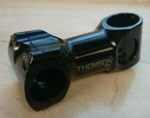 Thomson Black Handlebar Stem. 90mm, 1-1/8, 25.4mm Bars