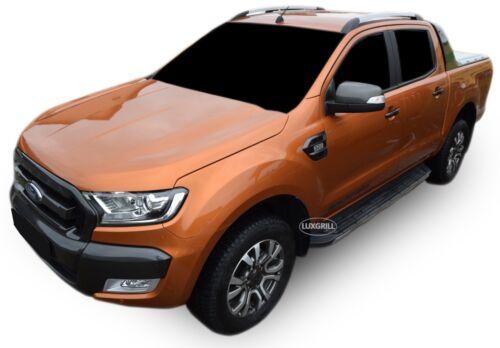 RRRR316 Gepäckträger Dachgepäckträger für Ford Ranger T6 2012-2016 Double Cab