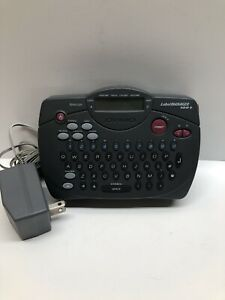 Dymo-labelmanager-100-Thermal-Label-Maker-W-Power-Supply-QWERTY-Keyboard