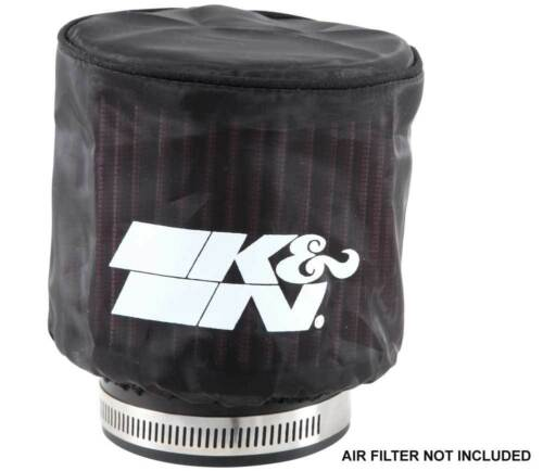 KN Accessories 22-8012PK K/&N Air Filter Wrap PRECHARGER WRAP,BLK.,UNIVERSAL