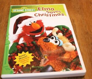 Elmo Saves Christmas.Details About Dvd Elmo Saves Christmas