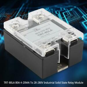 25-100A-Industrial-Solid-State-Relay-SSR-Module-4-20MA-to-AC28-280V-Load-Voltage