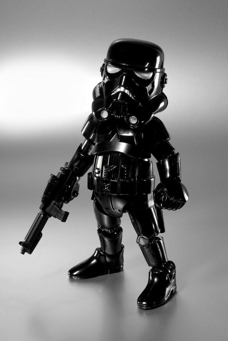 HEROCROSS / 86HERO Star Wars Shadow Hole Stormtrooper Hybrid Metal Action Figure