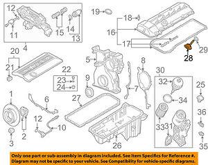 BMW-OEM-09-11-335d-Oil-Fluid-Level-Sensor-12617508003