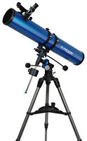 Meade Polaris 114 Equatorial Reflector telescope