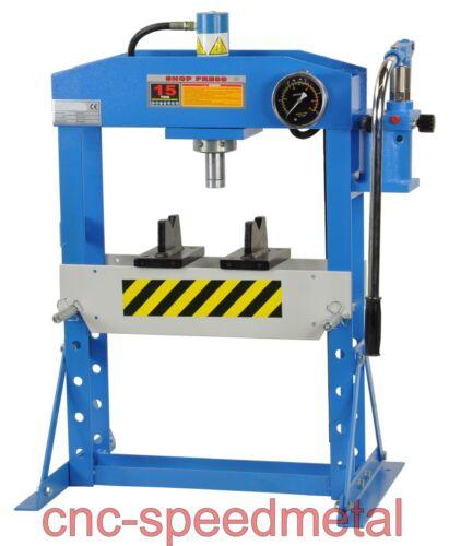 Atelier Presse 15 T Presse hydraulique industrie presse Manual table Boutique Press 15 To