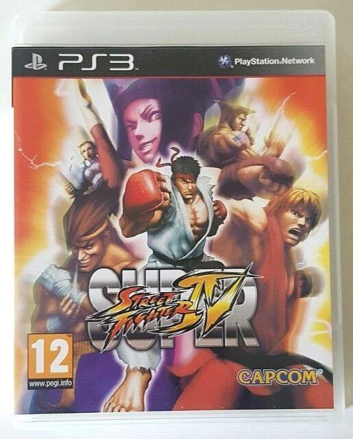 Super Street Fighter IV 4 - PlayStation 3 PS3 - Complet