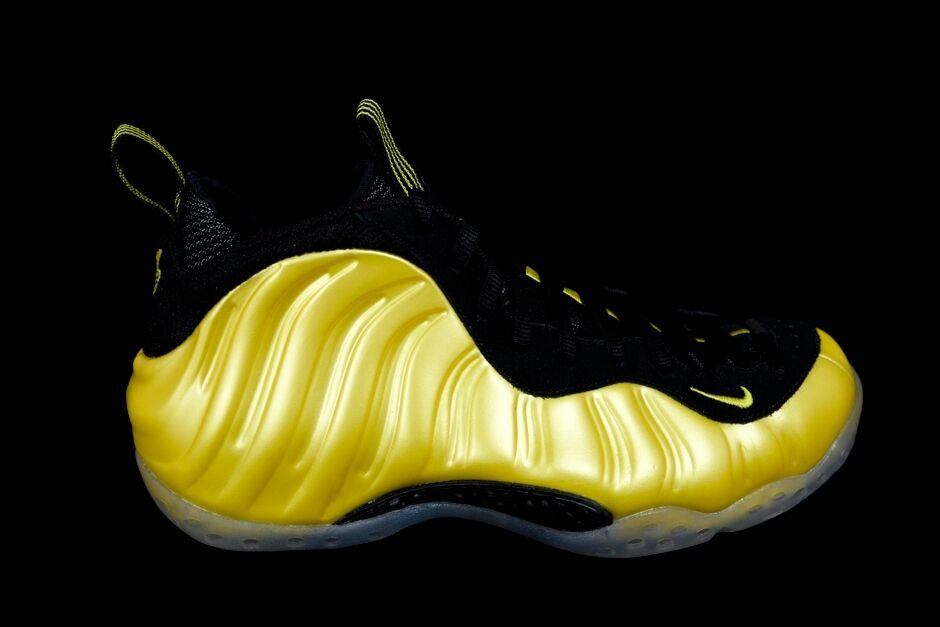 Nike Air Foamposite One Electro-Lime   (314996-330) NEW Sz 8 US