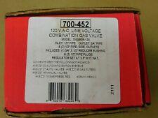 Robertshaw 700 450 120vac Line Voltage Combination Gas Valve New