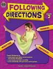 Following Directions, Grade 2 by Susan Collins (Paperback / softback, 2012)