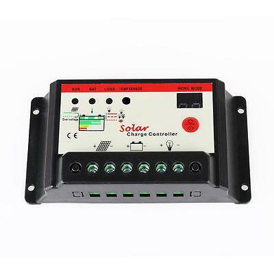 20A MPPT Solar Panel Battery Regulator Charge Controller 12V 24V Auto Switch