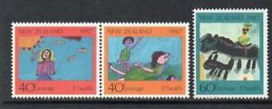 1987-New-Zealand-Health-Unmounted-Mint-Stamp-Set-UK-Seller