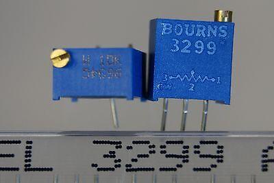 10pcs Potentiometer 3296 10K 3299W001103 10K BOURNS original | eBay