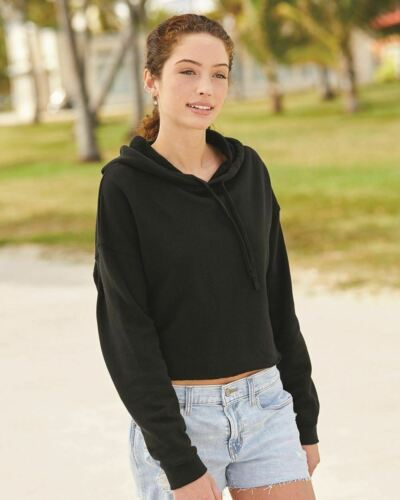 FEMME Léger Cropped Sweat à capuche AFX64CRP INDEPENDENT TRADING CO
