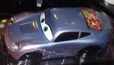 Disney Cars 2 Sally Ridemakerz RC Shell NIB Blue Metallic Ridemakers Auto NEW