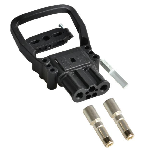 Rema euro Batterie Connecteur Max 160 a//150v 35mm² en 1175-1 DIN 43589 E-véhicules