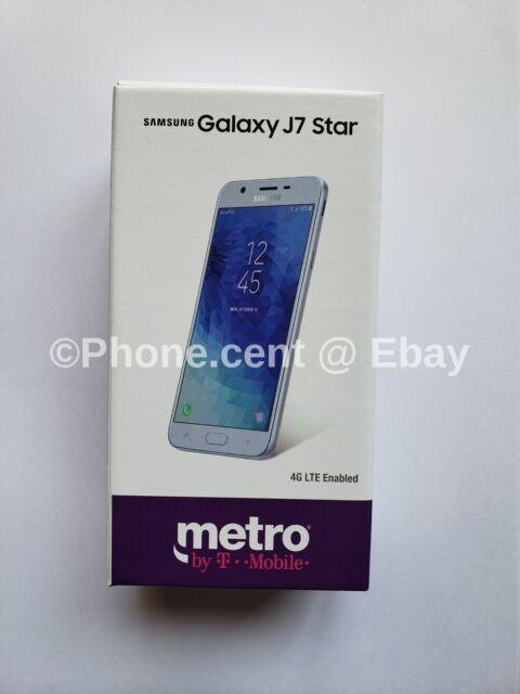 Samsung Galaxy J7 Star 32 GB ( Metro PCS / Metro by T mobile ) Metro PCS ONLY