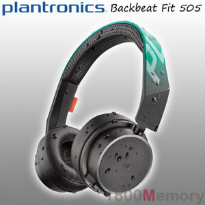 affordable price authentic quality no sale tax Plantronics BackBeat Fit 505 Bluetooth Wireless Headphones Mic ...