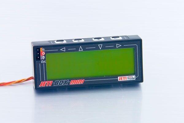 Jeti modello Jetiscatola mini  (12006000)  prezzo all'ingrosso