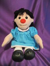 BIG COMFY COUCH MOLLY DOLL PLUSH 1995 16""