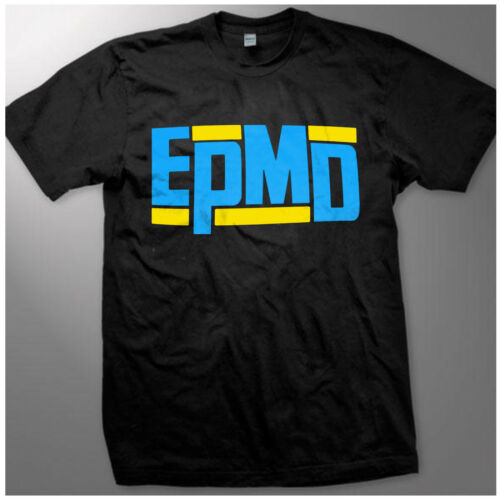 vintage *t-shirt EPMD unfinished business gildan reprint S-2XL