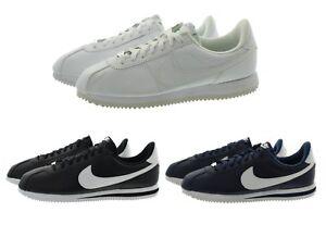 09de7385a88e Nike 819719 Mens Cortez Basic Leather Low Top Casual Shoes Sneakers ...