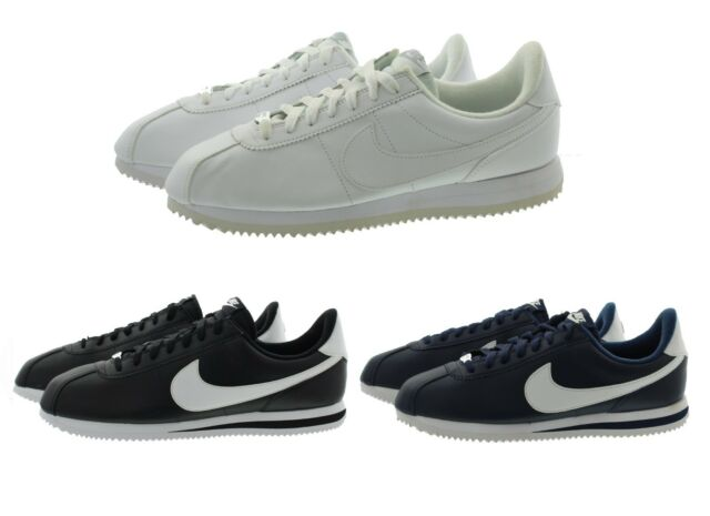 Nike 819719 Mens Cortez Basic Leather Low Top Casual Shoes Sneakers