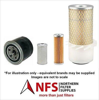 Hanix H36c H36-c Filter Service Kit