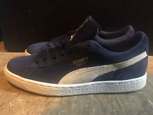 finest selection 6525b d931f Details about Puma Suede G Golf Shoes 191208-01 Peacoat Navy Team USA Men's  New - Choose Size!