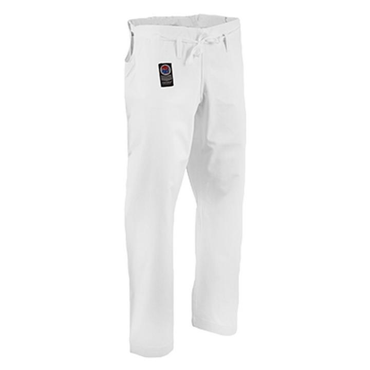 - 100/% Cotton Karate Uniform Gi ProForce 8 oz Traditional Drawstring Pants