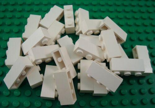 LEGO Lot of 25 White 1x3 Brick Pieces