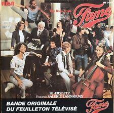 "The Kids From Fame - Hi-Fidelity - BO Du Feuilleton Télévisé Fame - Vinyl 7"" 45T"