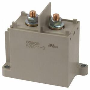 Omron-SPNO-Non-Latching-Relay-Panel-Mount-G9EC-1-B-12V-DC-Coil-200A