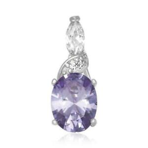 Oval-Alexandrite-amp-Diamond-Pendant-Necklace-in-Solid-Sterling-Silver
