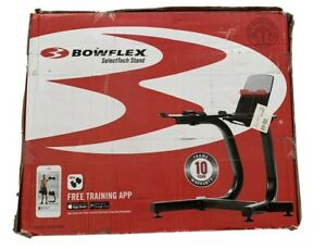 Bowflex SelectTech Dumbbell Stand with Media Rack Model BFXSTMRS New in box