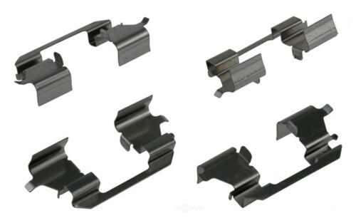 Disc Brake Hardware Kit Front ACDelco Pro Brakes 18K888X Reman