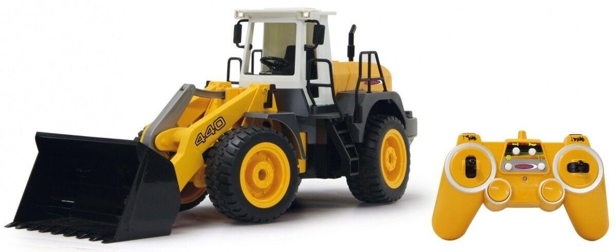 JAM410005 - Chargeuse sur pneus JAMARA 440 Radiocommandé - 1/32