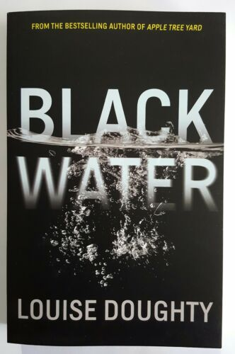1 of 1 - Black Water by Louise Doughty - Brand NEW 2016 Paperback Book - FREE POSTAGE