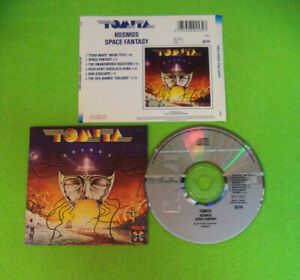 CD-TOMITA-Kosmos-Space-Fantasy-1978-Germany-RCA-PD89453-no-lp-dvd-mc-CS63