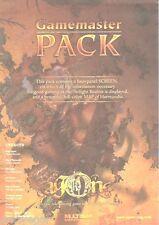Agone - Gamemaster Pack - Multisim Publishing - shrink *FS