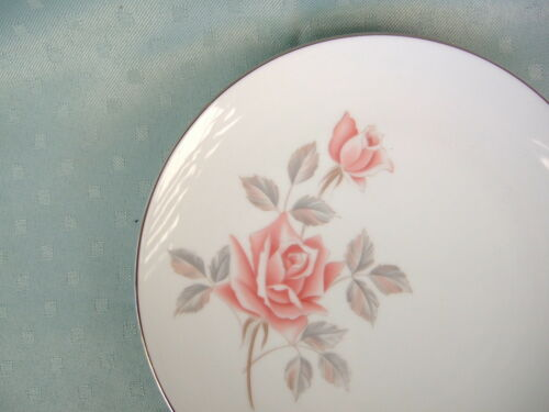1 of 1 - NORITAKE  ROSEMIST   Entree Plate   #  6225