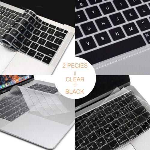 Clear TPU Keyboard Cover Skin Protector for Macbook Pro 11//13//15//17 inch Handy