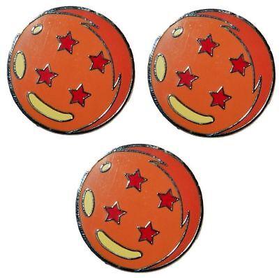 SET Dragon Ball Star Wars Gohan /& Trunks Enamel Pin Goku DBZ Dragon Ball Z
