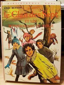 Il-Clan-Delle-Sept-E-I-Pupazzi-Di-Neve-Libreria-Rosa