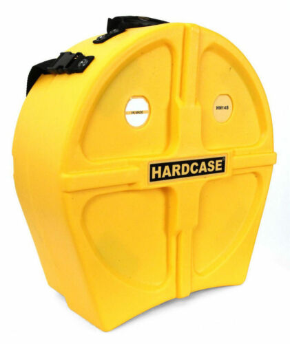 Hardcase HNL14SY FULLY LINED Version Snare Drum Case Yellow