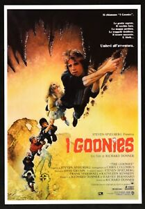 Plakat The Goonies Richard Donner Steven Spielberg Astin Brolin Cohen PP4