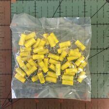 Axial Film Capacitor .01uF 200v 5X11 50pcs 0.01uF New