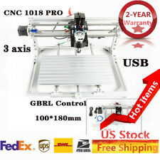 Diy Cnc Router 3018 Wood Engraver Pcb Milling Machine Withgbrl Control Woodworking