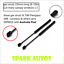 Canopy-Gas-Struts-fit-FLEXIGLASS-TJM-amp-TOURERTOP-350mm-long-100N-NEW-PAIR thumbnail 2